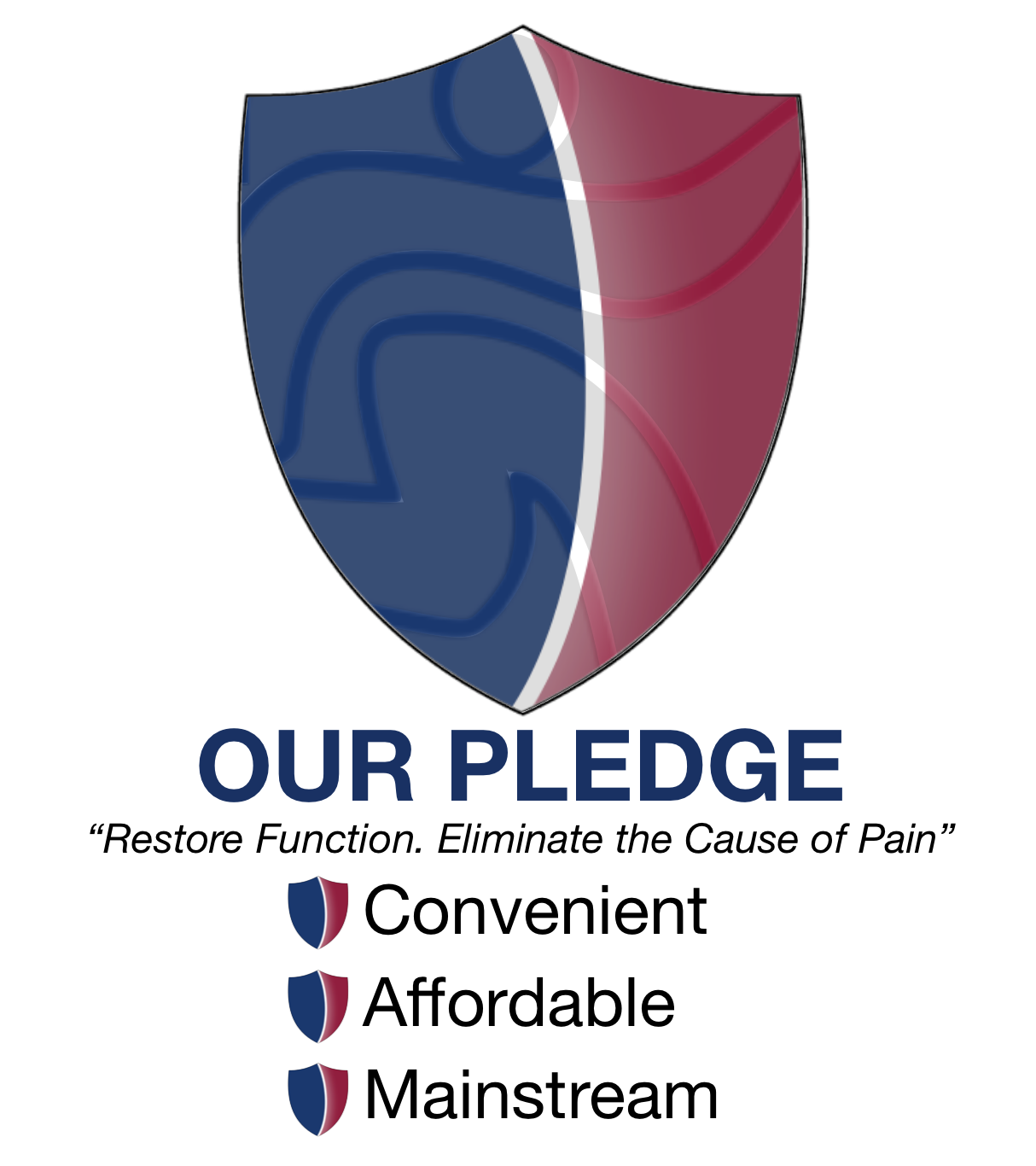 Back To Action Chiropractic and Massage customer pledge